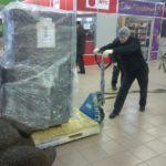 перевозка сейфов в СПБ недорого фото
