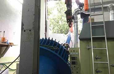 подъём оборудования