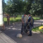 Перемещение сейфов СПб