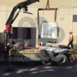 Перевозка оборудования СПб