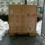 Перемещение крупногабаритных грузов