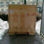 Рагрузка контейнеров