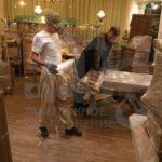 Перевозка мебели в Петергофе стоимость