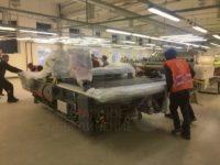 такелаж оборудования и промышленных станков