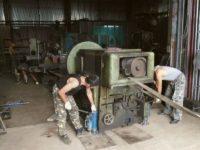 Перевозка негабаритного токарного станка