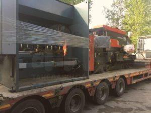 Перевозка негабаритного оборудования
