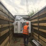 перевозка станков и негабаритных грузов недорого