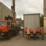 перевозка станков и негабаритных грузов срочно