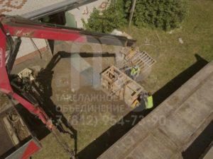 Перевозка предприятия с действующей птицефабрики